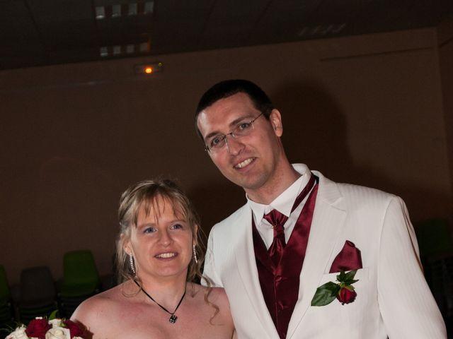 Le mariage de Benoit et Odana à Chamarande, Essonne 10