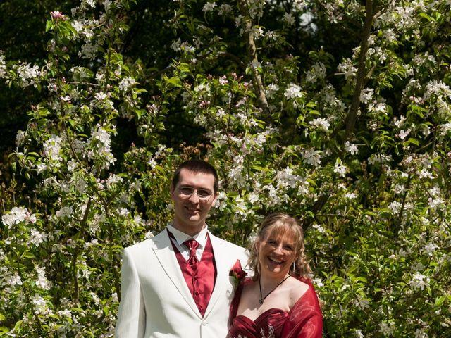 Le mariage de Benoit et Odana à Chamarande, Essonne 13