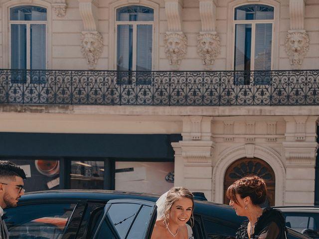 Le mariage de Baptiste et Daphné à Béziers, Hérault 19
