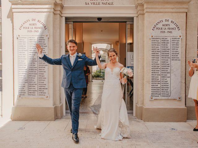 Le mariage de Baptiste et Daphné à Béziers, Hérault 23