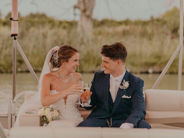 Le mariage de Daphné et Baptiste