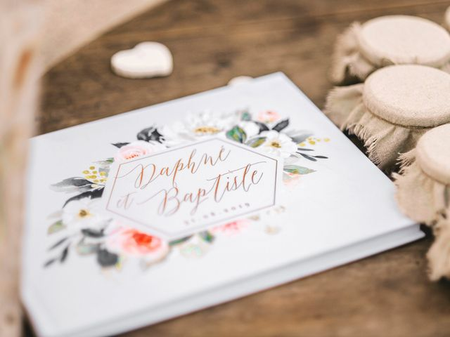 Le mariage de Baptiste et Daphné à Béziers, Hérault 66