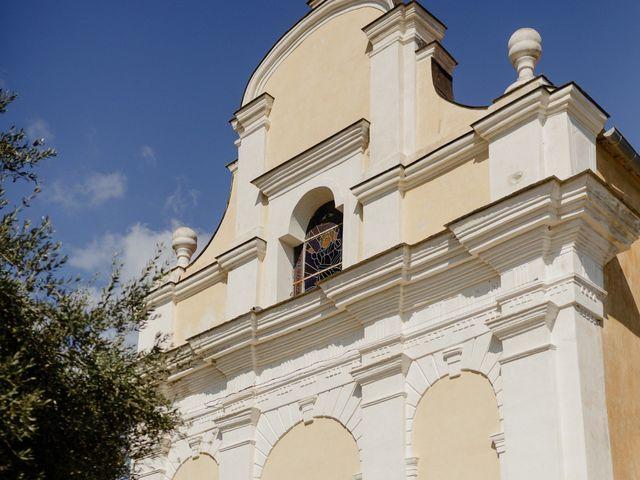 Le mariage de Benjamin et Alizée à Piana, Corse 22