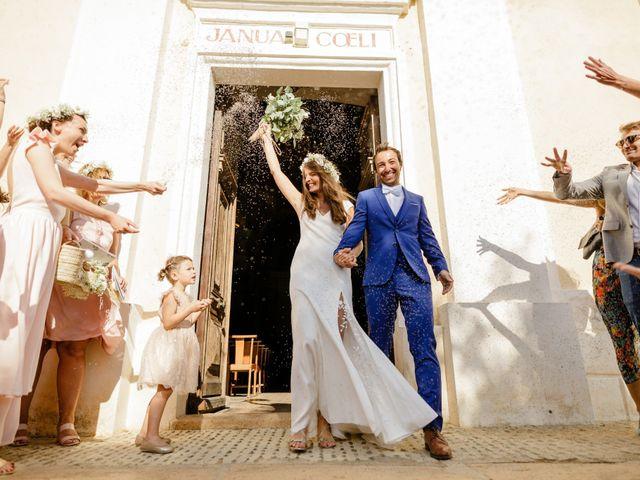 Le mariage de Alizée et Benjamin