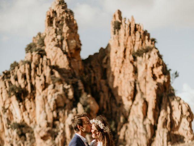 Le mariage de Benjamin et Alizée à Piana, Corse 27