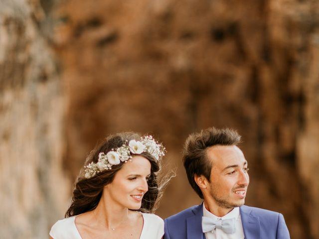 Le mariage de Benjamin et Alizée à Piana, Corse 29