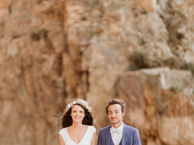 Le mariage de Benjamin et Alizée à Piana, Corse 30