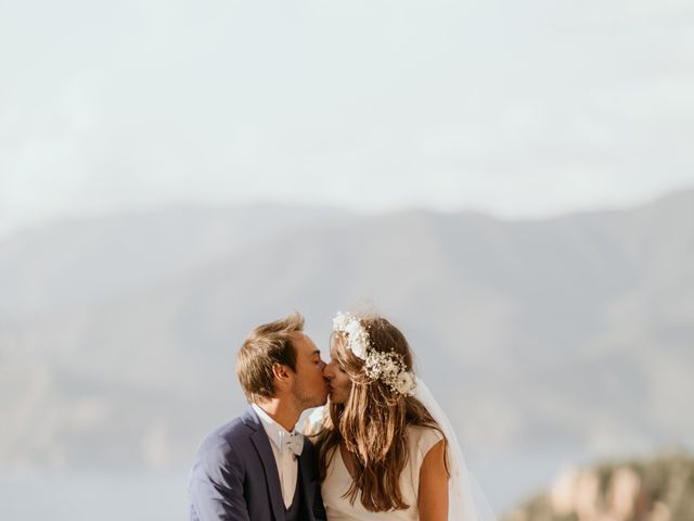 Le mariage de Benjamin et Alizée à Piana, Corse 31