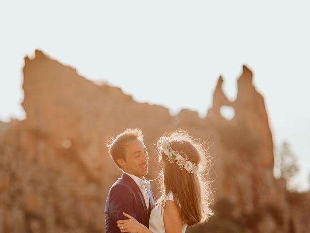 Le mariage de Benjamin et Alizée à Piana, Corse 34