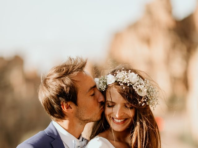 Le mariage de Benjamin et Alizée à Piana, Corse 35