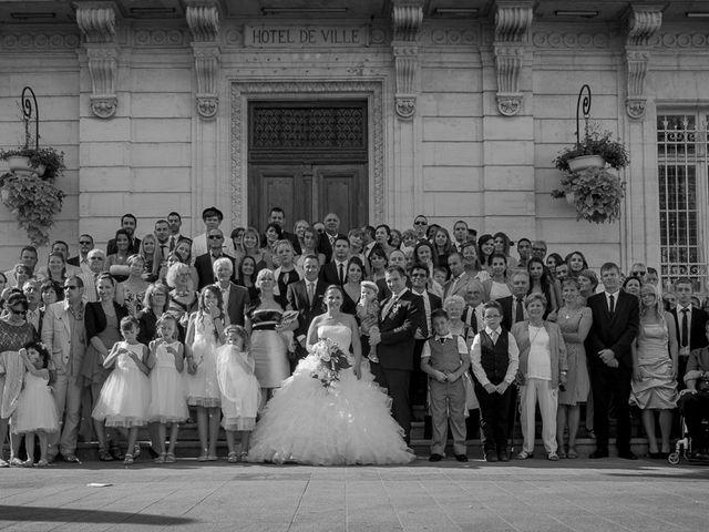 Le mariage de Bertrand et Claire à Montpellier, Hérault 15