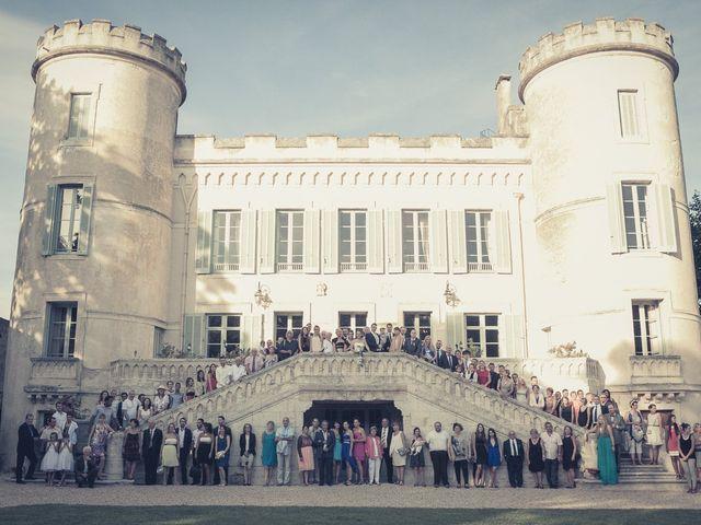 Le mariage de Bertrand et Claire à Montpellier, Hérault 18