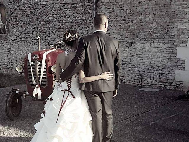 Le mariage de Bertille et Alexis