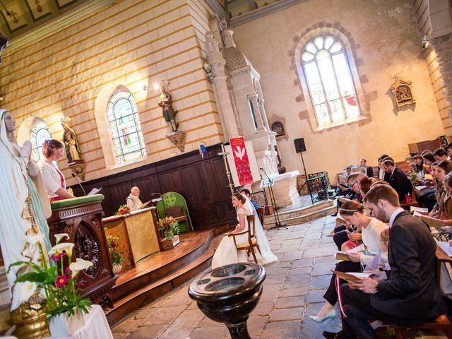Le mariage de Louis et Laure-Hélène à Baden, Morbihan 5