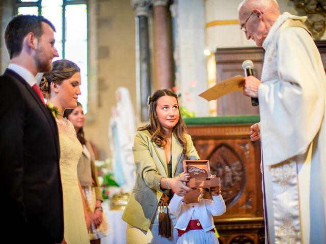 Le mariage de Louis et Laure-Hélène à Baden, Morbihan 12