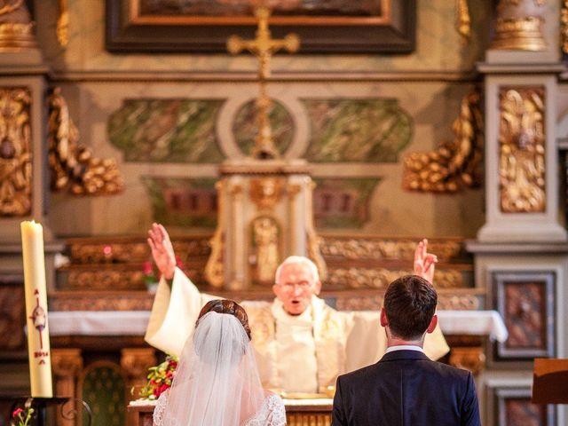 Le mariage de Louis et Laure-Hélène à Baden, Morbihan 16