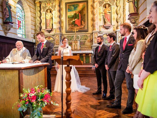 Le mariage de Louis et Laure-Hélène à Baden, Morbihan 20