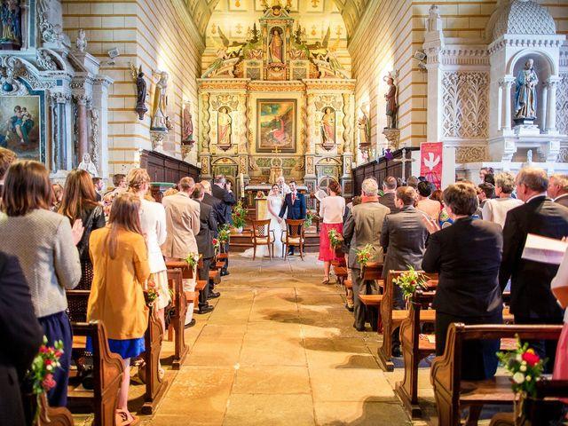Le mariage de Louis et Laure-Hélène à Baden, Morbihan 22