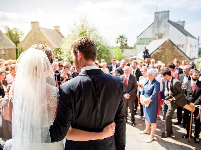 Le mariage de Louis et Laure-Hélène à Baden, Morbihan 25