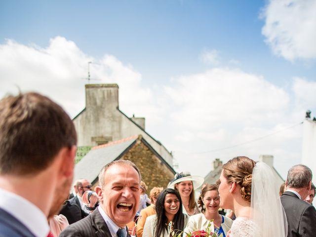 Le mariage de Louis et Laure-Hélène à Baden, Morbihan 26