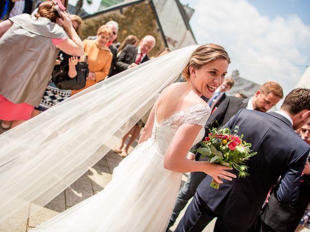 Le mariage de Louis et Laure-Hélène à Baden, Morbihan 27