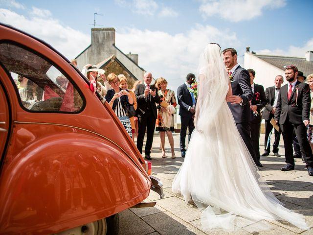Le mariage de Louis et Laure-Hélène à Baden, Morbihan 28
