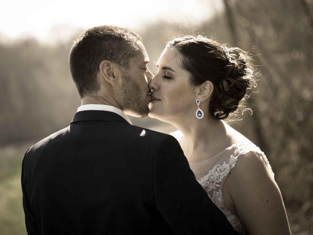 Le mariage de Julien et Audrey à Larnaud, Jura 3