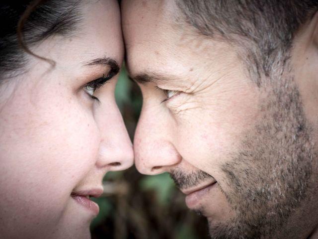 Le mariage de Julien et Audrey à Larnaud, Jura 1