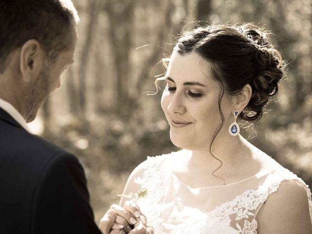 Le mariage de Julien et Audrey à Larnaud, Jura 6