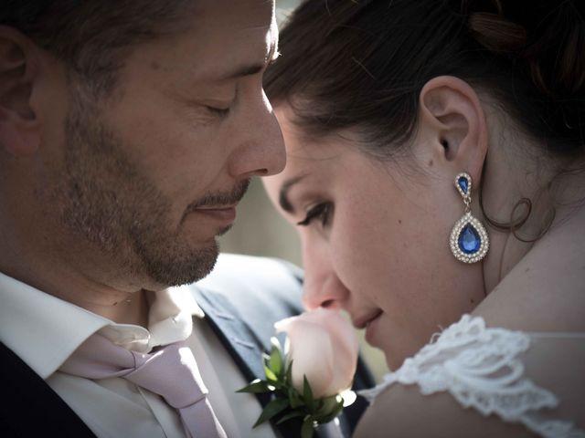 Le mariage de Julien et Audrey à Larnaud, Jura 9