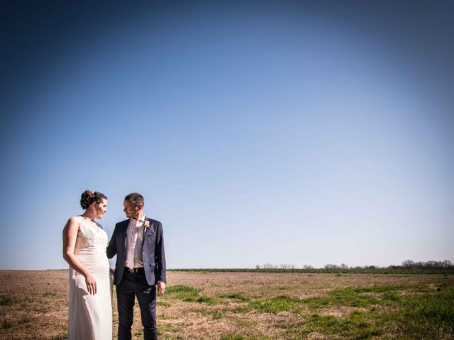 Le mariage de Julien et Audrey à Larnaud, Jura 11