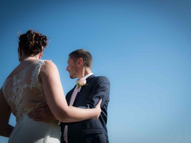 Le mariage de Julien et Audrey à Larnaud, Jura 12