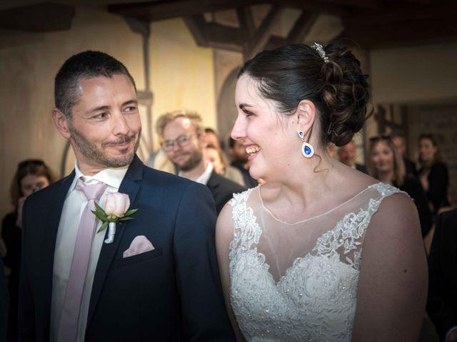 Le mariage de Julien et Audrey à Larnaud, Jura 14