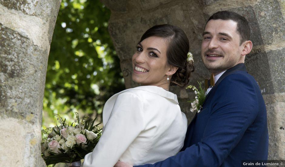 Le mariage de Julien et Lucie à Margny-lès-Compiègne, Oise