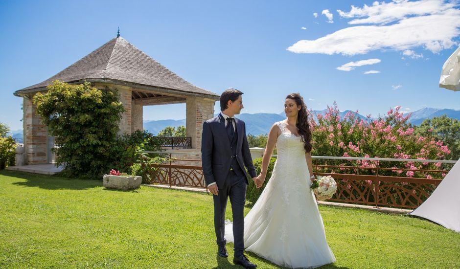 Le mariage de Magali et Simon à Pau, Pyrénées-Atlantiques
