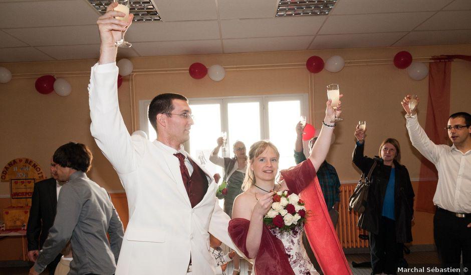 Le mariage de Benoit et Odana à Chamarande, Essonne
