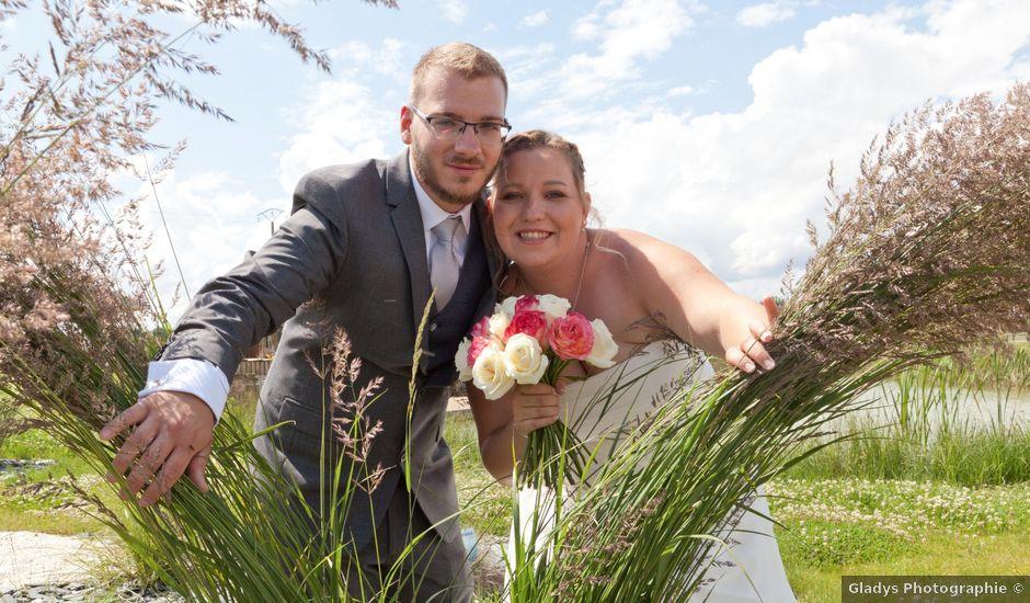 Le mariage de Alan et Anaïs à Ottange, Moselle
