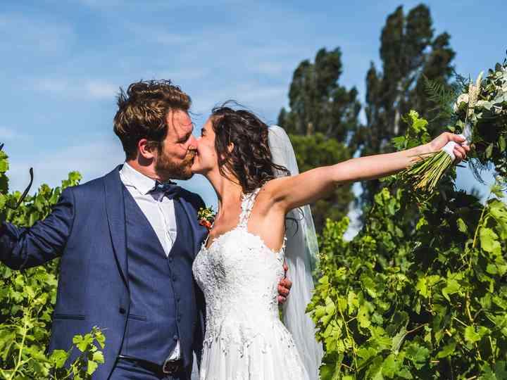 Le mariage de Charlotte et Louis