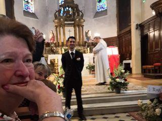 Le mariage de Tiffany et Soria 1