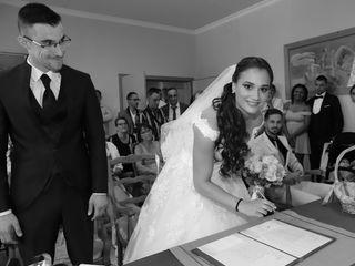 Le mariage de Cassandra et Stéphane 1