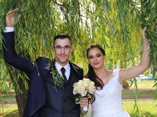 Le mariage de Cassandra et Stéphane