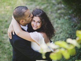 Le mariage de Caroline et Olivier