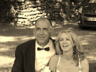 Le mariage de Laurence et Pascal 1