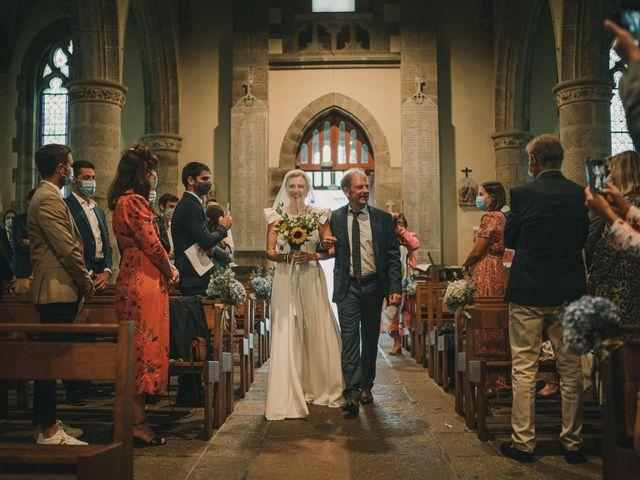 Le mariage de Alexis et Violette à Plouarzel, Finistère 6