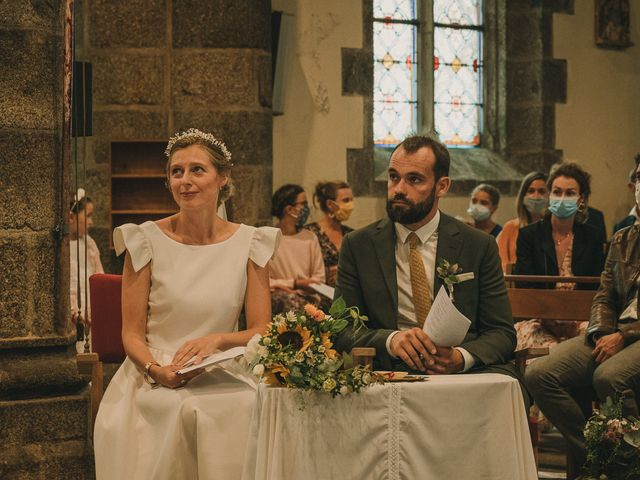 Le mariage de Alexis et Violette à Plouarzel, Finistère 25
