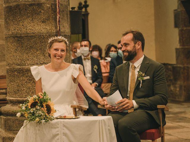 Le mariage de Alexis et Violette à Plouarzel, Finistère 27