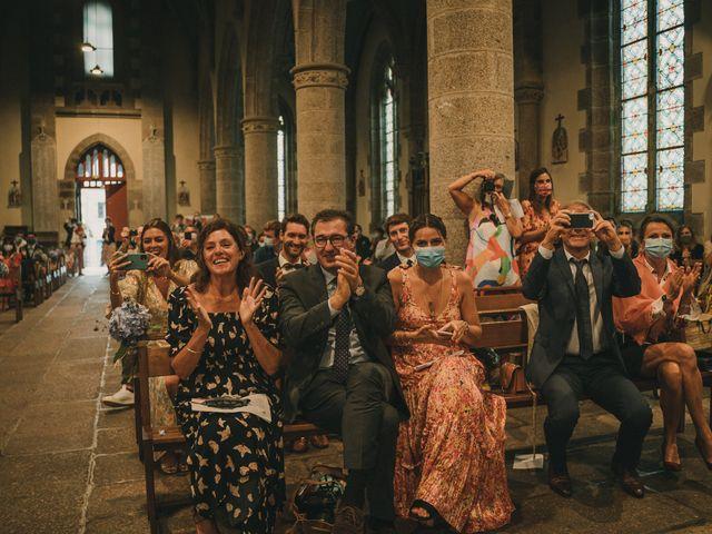 Le mariage de Alexis et Violette à Plouarzel, Finistère 42