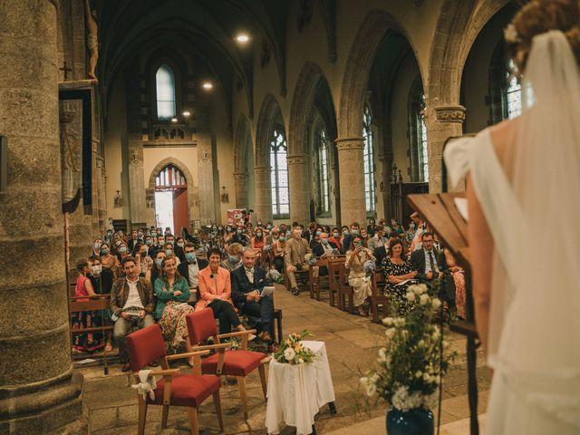 Le mariage de Alexis et Violette à Plouarzel, Finistère 56