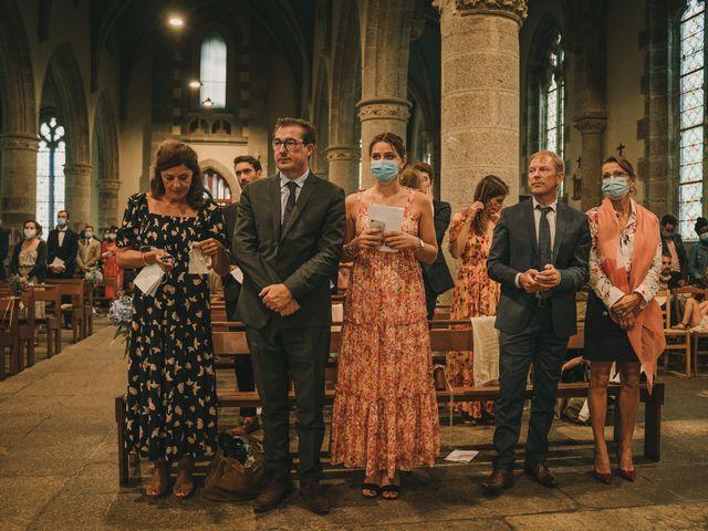 Le mariage de Alexis et Violette à Plouarzel, Finistère 57