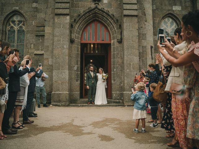 Le mariage de Alexis et Violette à Plouarzel, Finistère 65